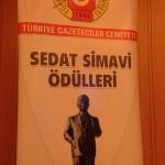TGC Sedat Simavi Ödülleri sahipleri