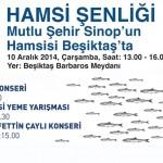 Hamsi Şenliği Beşiktaş Hamsi Şenliği Beşiktaş