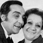 Selim Naşit Özcan ve kız kardeşi Adile Naşit  Adile Naşit