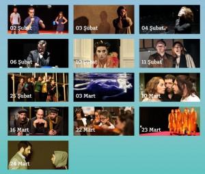 27.Yıl ENKA Kültür Sanat Tiyatro Buluşmaları