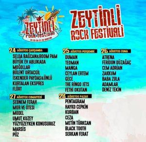 Zeytinli Rock Festivali 2016 zeytinli rock festivali 2015