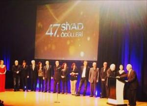 47. SİYAD Ödülleri sahipleri