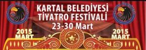 Kartal Belediyesi Tiyatro Festivali 2015