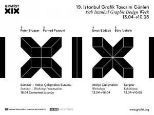 19. İstanbul Grafik Tasarım Günleri  19. İstanbul Grafik Tasarım Günleri