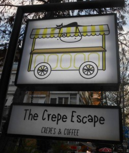 The Crepe Escape the crepe escape