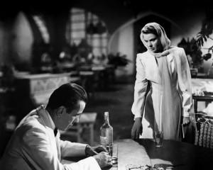 Büyükada açıkhava sinemasında Casablanca Büyükada açıkhava sinemasında Casablanca