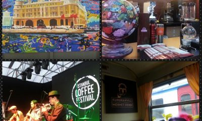 İstanbul Coffee Festival 2016