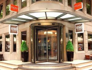 Midtown Hotel More Restaurant Midtown Hotel More Restaurant