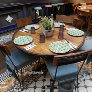 iç masalar sandalyee brasserie fine cuisine etiler