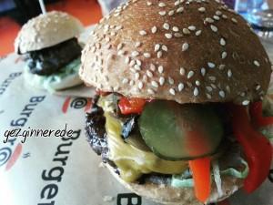 Hamburger burger@ göztepe