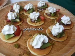10'lu happy plate happy pancake