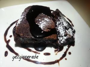browni cake yılbaşı öncesi nelere gidildi