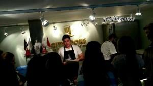 şefim anlatıyor citycooks mutfak okulunda sushi workshopu