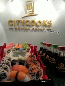 CityCooks Mutfak Okulunda Sushi workshop eğitimi citycooks mutfak okulunda sushi workshopu