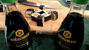 Kikkoman Soya sosu citycooks mutfak okulunda sushi workshopu