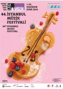 44. İstanbul Müzik Festivali İstanbul Müzik Festivali