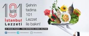 101 İstanbul Lezzeti 2016 Nisanda 101 İstanbul lezzeti nisan ayında
