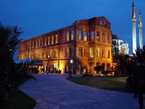 Esma Sultan Yalısı 101 İstanbul lezzeti nisan ayında