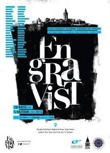 Engravist_Poster_50x70cm Beyoğlu turunda neler yapabilirsiniz