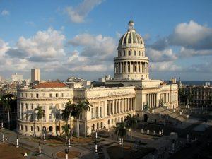 Capitolio Nacional havanayı tanıyalım