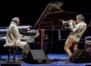 Paolo_Fresu___Omar_Sosa_Duo Akbank Caz Festivali 26. Yılını Kutluyor