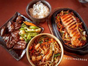 teriyaki-beef İoki sushi restaurant kandilli