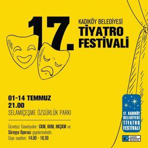 17. Kadıköy Belediyesi Tiyatro Festivali