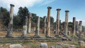nysa antik kenti